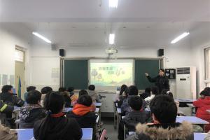 郑州一学校开展禁毒专题宣教活动 创建无...