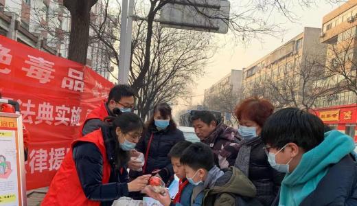 郑州全民共同参与禁毒 净化青少年成长环境
