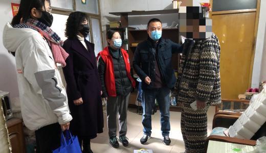 郑州禁毒社工新春慰问送祝福 暖心帮扶吸毒人员