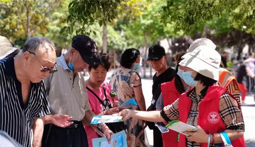 郑州禁毒普法同行 增强全民禁毒意识